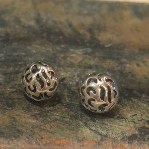 Silpada Post Earrings